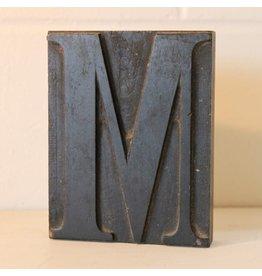 Large wooden printing M