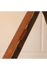 Snooker rack - triangle, wooden
