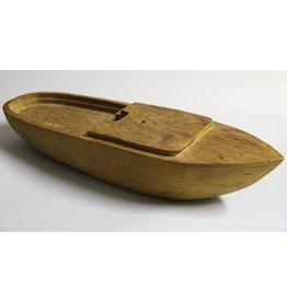 Wooden ship hull