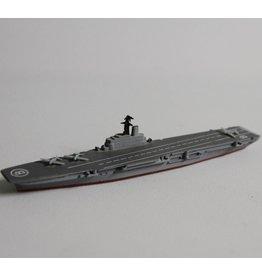 Vintage Minic Trang Toy Ship