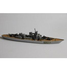 Matchbox Sea Kings battleship