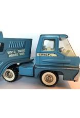 Turbine Tractor & Vista Dome Horse Van Trailer
