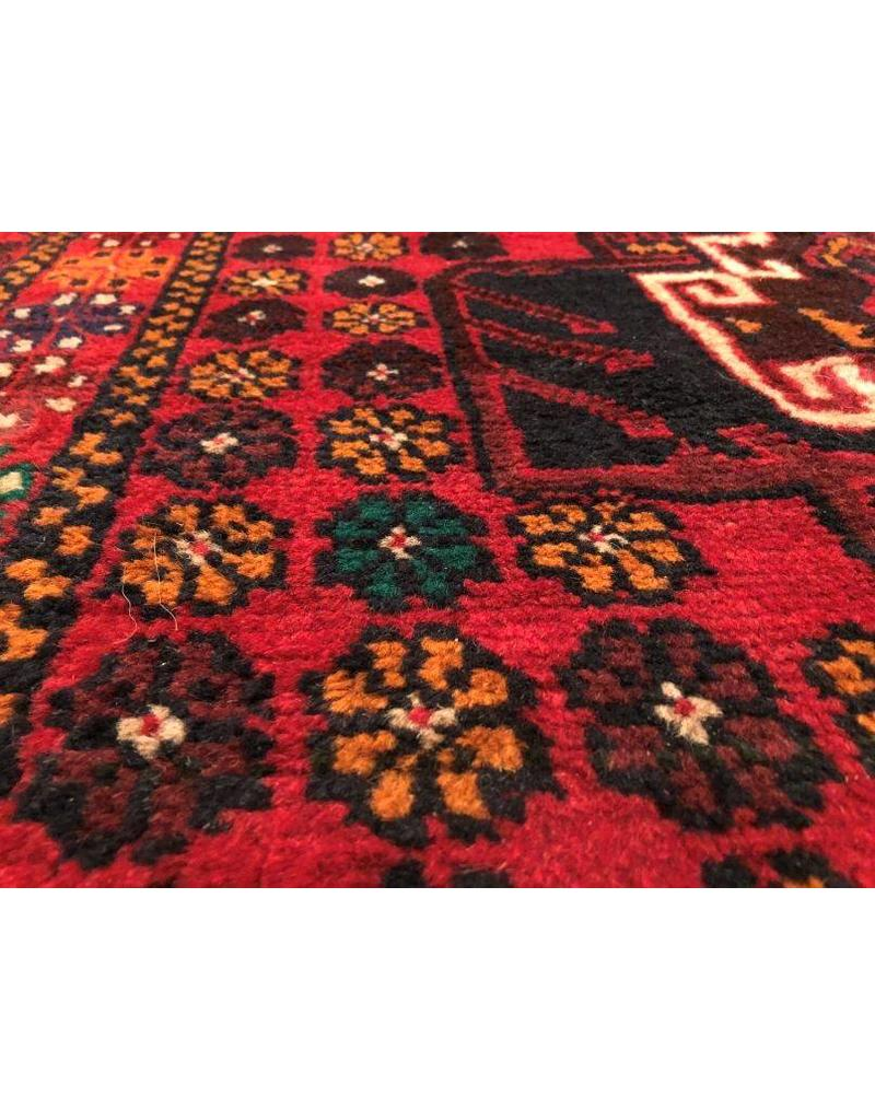 Tribal Balouchi hand-knotted carpet