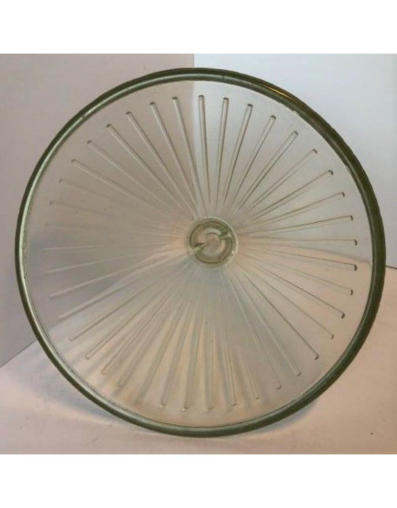Glass apothecary funnel