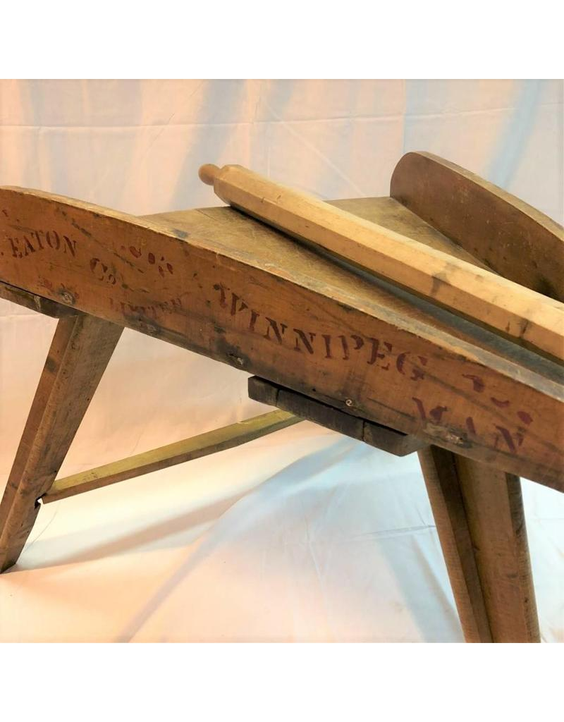 Butter worker - wooden, 1800's