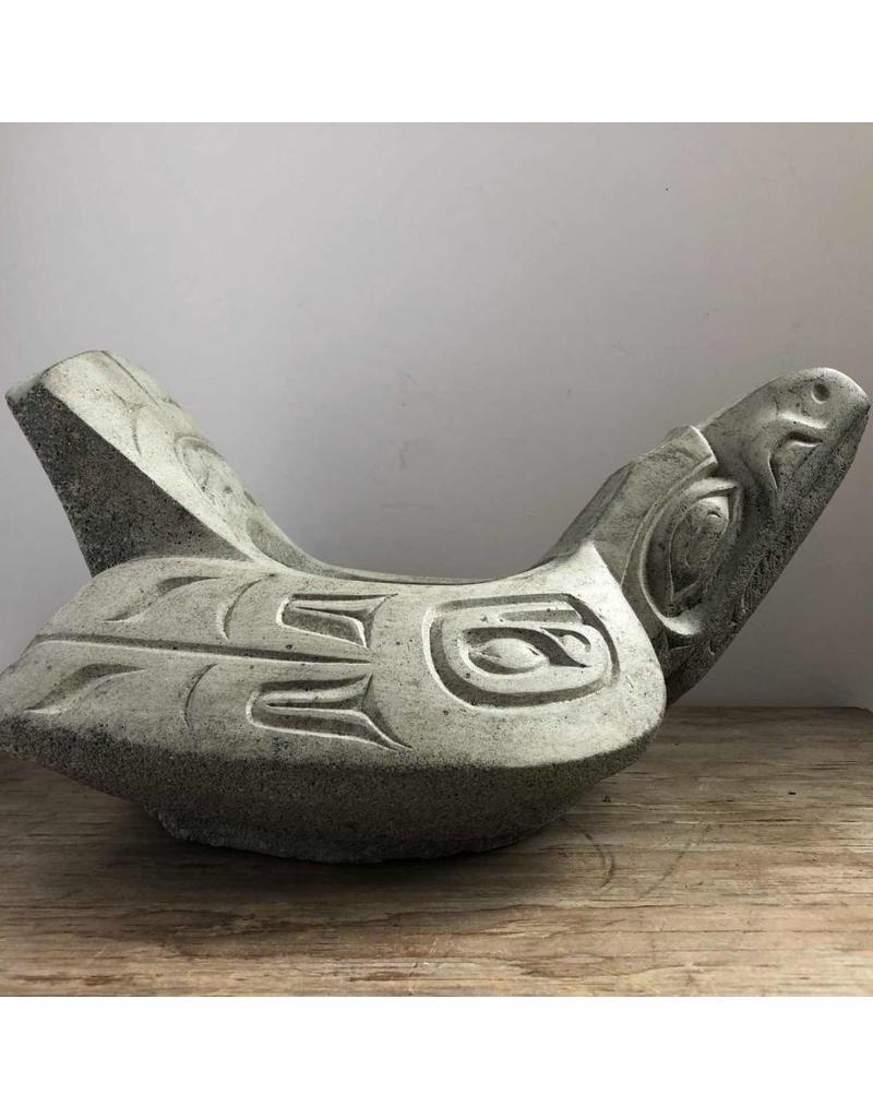 Raven Concrete Casting