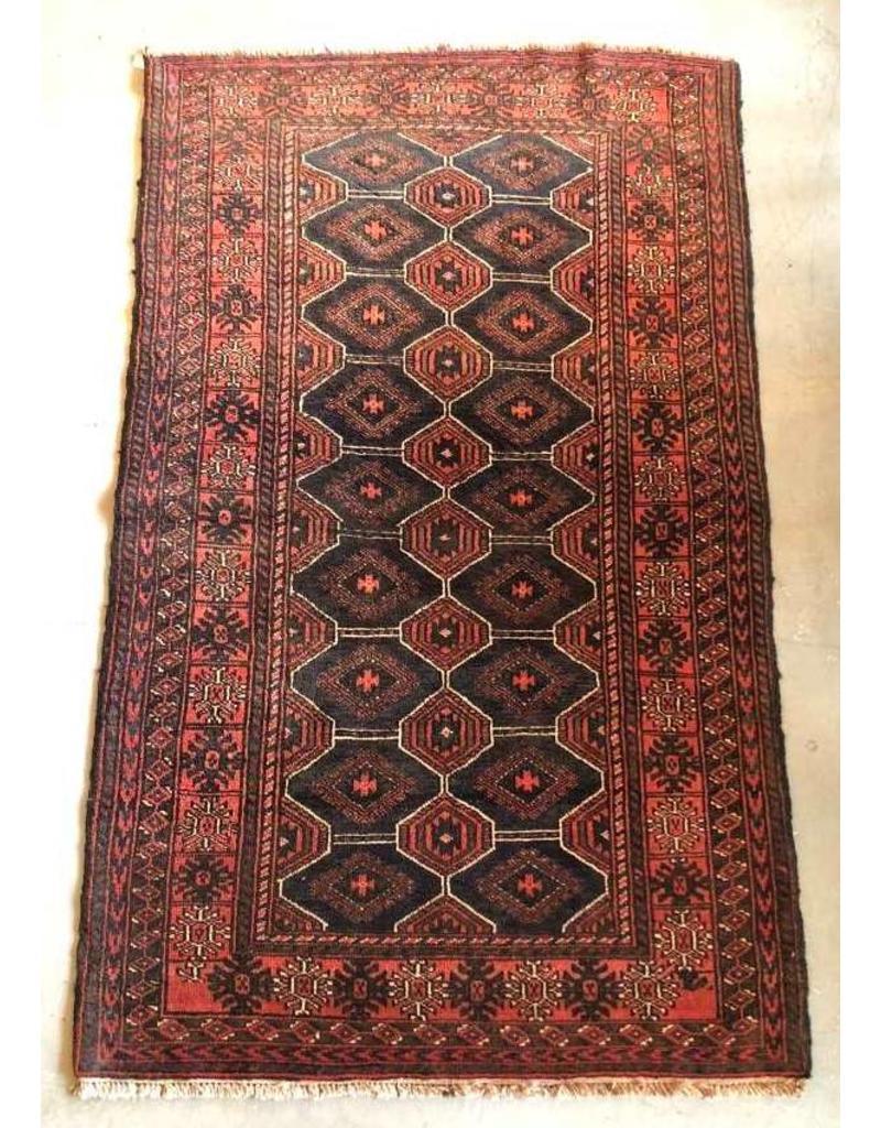 """Carpet - Balouchi tribal, 6'6"""" x 3'11"""""""