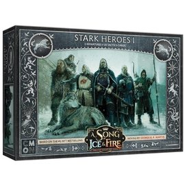 Cool Mini or Not A Song of Ice & Fire: Stark Heroes 1
