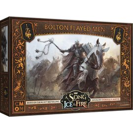 Cool Mini or Not A Song of Ice & Fire: Tabletop Miniatures Game  - Bolton Flayed Men