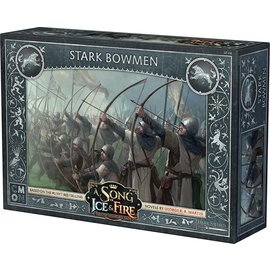Cool Mini or Not A Song of Ice & Fire: Tabletop Miniatures Game  - Stark Bowmen