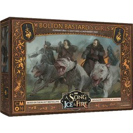 Cool Mini or Not A Song of Ice & Fire: Tabletop Miniatures Game  - Bolton Bastard's Girls