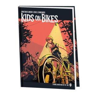 Renegade Kids on Bikes RPG - Core Rule Book