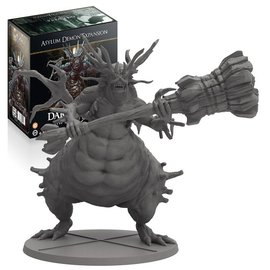 Steamforged Games Dark Souls: The Board Game - Asylum Demon Expansion