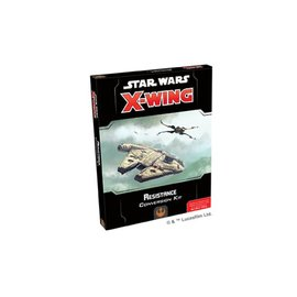 Fantasy Flight Star Wars X-Wing: Second Edition - Resistance Conversion Kit