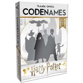 USAopoly Codenames - Harry Potter