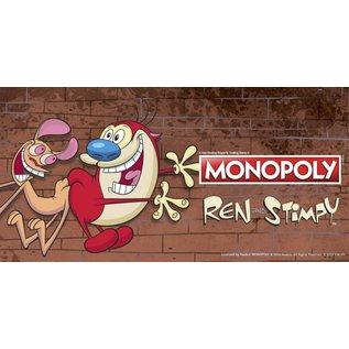 Hasbro Monopoly: Ren and Stimpy
