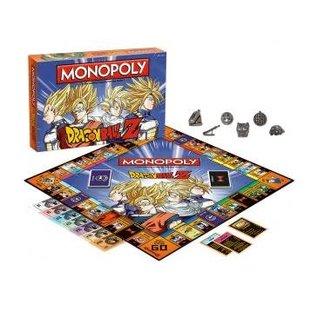 USAopoly Monopoly: Dragon Ball Z