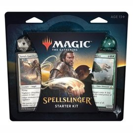 Wizards of the Coast Magic the Gathering CCG: Spellslinger Starter Kit