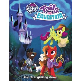 River Horse Ltd My Little Pony: Tails of Equestria RPG - Core Book