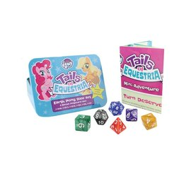 River Horse Ltd My Little Pony: Tails of Equestria RPG - Earth Pony Dice Set