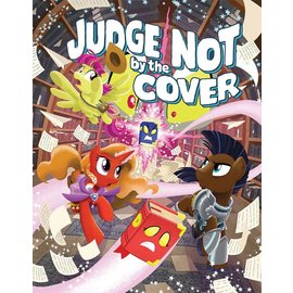 River Horse Ltd My Little Pony: Tails of Equestria RPG - Judge Not By the Cover