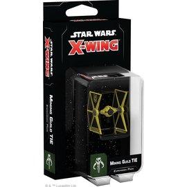 Fantasy Flight Star Wars X-Wing Second Edition:  Mining Guild TIE Expansion Pack