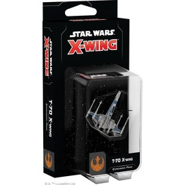 Fantasy Flight Star Wars X-Wing Second Edition:  T-70 X-Wing Expansion Pack