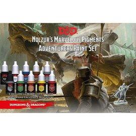 Army Painter Nolzur's Marvelous Pigments - Adventurers Paint Set