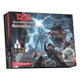 Army Painter Nolzur's Marvelous Pigments - Monsters Paint Set