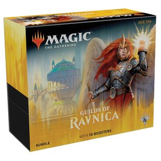 Wizards of the Coast Guilds of Ravnica Bundle