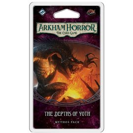 Fantasy Flight Arkham Horror LCG: The Depths of Yoth Mythos Pack