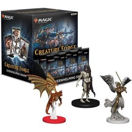 Wiz Kids Magic The Gathering Creature Forge: Overwhelming Swarm Booster