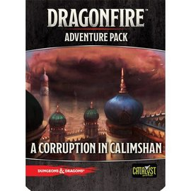 Catalyst Dragonfire - A Corruption in Calisham