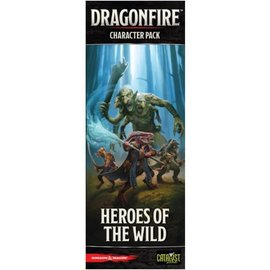 Catalyst Dragonfire - Character Pack 1- Heroes of the Wild