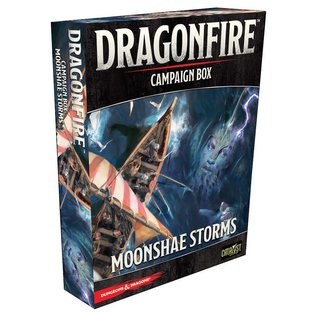 Catalyst Dragonfire Campaign Box: Moonshae Storms