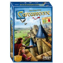 Z-Man Games Carcassonne (ANA Top 40)