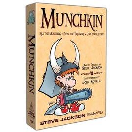 Steve Jackson Games Munchkin (Revised Edition)