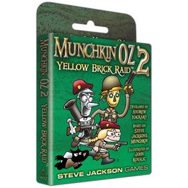 Steve Jackson Games Munchkin Oz: Yellow Brick Raid