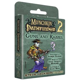 Steve Jackson Games Munchkin Pathfinder 2: Guns and Razzes