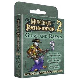 Steve Jackson Games Munchkin Pathfinder 2: Guns and Razzes