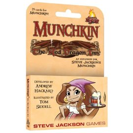 Steve Jackson Games Munchkin: The Red Dragon Inn