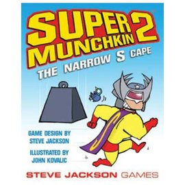 Steve Jackson Games Super Munchkin 2: The Narrow S Cape