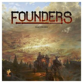 Cephalofair Games Gloomhaven: Founders of Gloomhaven
