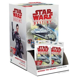 Fantasy Flight Star Wars Destiny: Across the Galaxy Booster Box