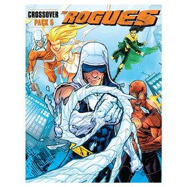 Cryptozoic DC Comics Deck-Building Game: Crossover Pack 5 - Rogues