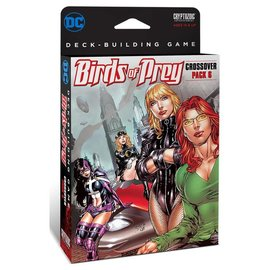 Cryptozoic DC Comics Deck-Building Game: Crossover Pack 6 - Birds of Prey