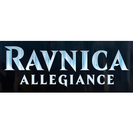 Wizards of the Coast Ravnica Allegiance Booster Pack