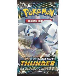 Pokemon International Pokemon Sun & Moon: Lost Thunder Booster Pack