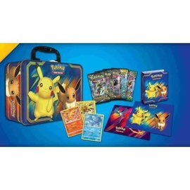 Pokemon International Pokemon Collector Chest 2018