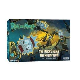 Cryptozoic Rick & Morty: Rickshank Redemption Deck-Building Game